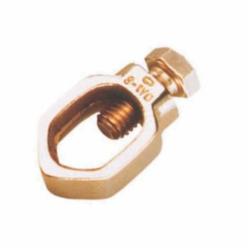 Conector Cobre 1/2 11mm Haste Aterramento - Ref.CH1100 - INCOBRAME