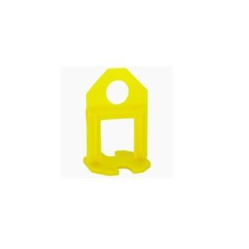 Espaçador de Piso 4,0mm 50 Peças Fit Amarelo - Ref.NPB4PCT50CLS - MOLDIMPLAS