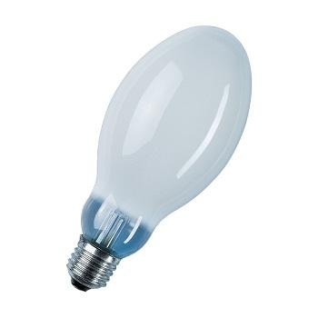 Lâmpada Vapor Mercúrio 125W HQL E27 - Ref. 7012827 - OSRAM