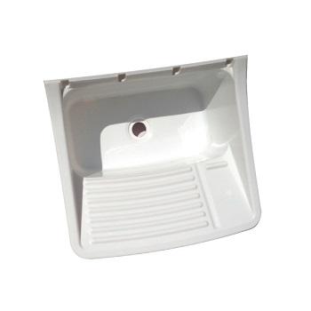 Tanque Plástico 15 Litros Branco - Ref.4324 - LUCONI