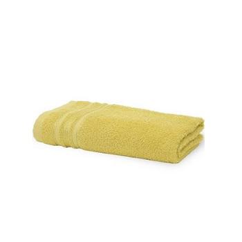 Toalha de Banho em Algodão 70x130cm Royal Patter Amarelo - REF.ROYALTBAJPAT1070 - SANTISTA