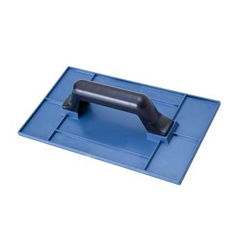 Desempenadeira PVC 14x27cm Lisa Azul - Ref. 409030 - MOMFORT
