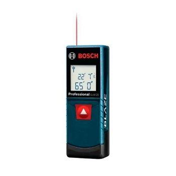 Medidor de Distância a Laser 20m GLM20 - Ref. 0601072EG0000 - BOSCH
