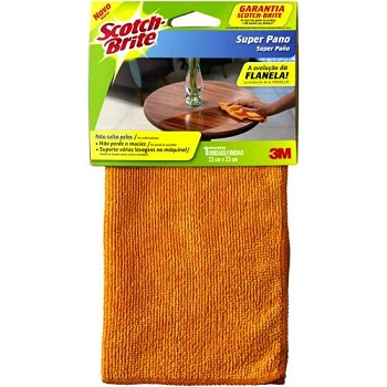 Flanela Super Scotch Brite - Ref.HB004262141 - 3M