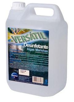 Desinfetante 5 Litros Concentrado de Algas Marinhas Versátil - Ref.PA0002952 - BECKER