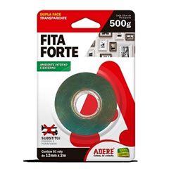 Fita Dupla Face 12mmx02m XT100S Verde - Ref.28459108644 - ADERE