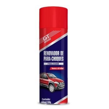 Renovador de Para-Choque Spray 200ml - Ref. 0040389 - GT2000