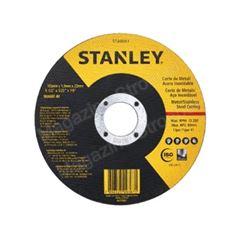 Disco Corte 41/2x1.0x7/8 Inox - Ref. STA8061 - STANLEY