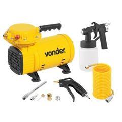 Compressor Monofásico 1/2HPBIV AR Direto + Acessórios - Ref.6828023000 - VONDER
