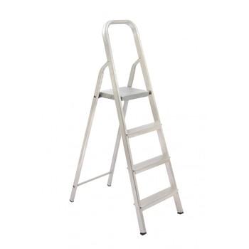 Escada De Alumínio 4 Degraus Tesoura - Ref. 04504 - MAESTRO
