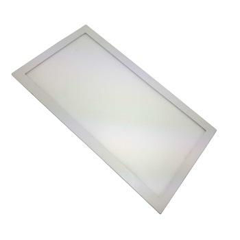 Luminária Plafon LED 36W 6500K Bivolt Embutir Retangular 300x600mm Branco - Ref. DI48474 - DILUX