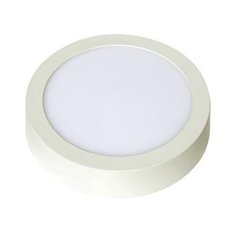 Luminária Plafon LED 24W 6500K Bivolt Sobrepor Redondo Branco - Ref. DI48634 - DILUX