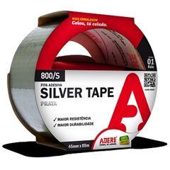 Fita Polietileno 45mmx05m Silver Tape Prata - Ref.34088108963 - ADERE