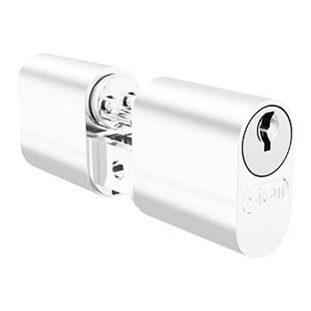 Cilindro Zamac 74MM Búzios Branco - Ref.31154 - STAM