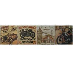 Listelo 16x61 Vintage - Ref. BSV01 - GABRIELLA