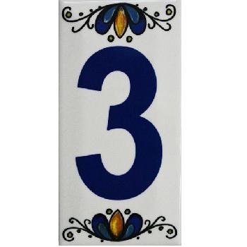 Número 3 - Ref.HDN03 - GABRIELLA