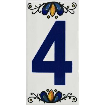 Número 4 - Ref.HDN04 - GABRIELLA