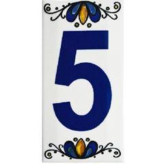 Número 5 - Ref.HDN05 - GABRIELLA