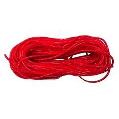 Espaguete PVC 5x6,8mm Pink 1kg - Ref.394 - PLASTMAR