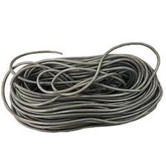 Espaguete PVC 5x6,8mm Prata 1kg - Ref.396 - PLASTMAR