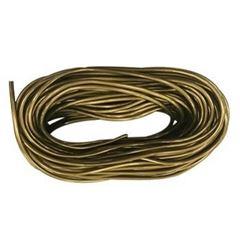 Espaguete PVC 5x6,8mm Ouro Velho 1kg - Ref.392 - PLASTMAR