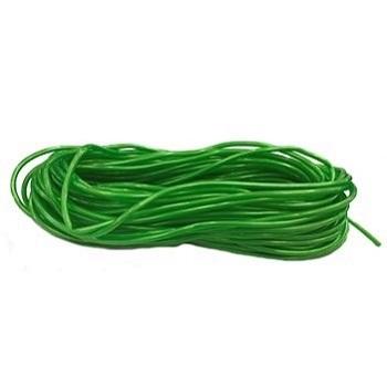 Espaguete PVC 5x6,8mm Verde Pérola 1kg - Ref.416 - PLASTMAR