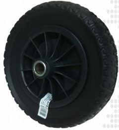 Roda Pneu 3,25 Eixo 19mm - Ref.3.25/3-1 - EVA PLUS