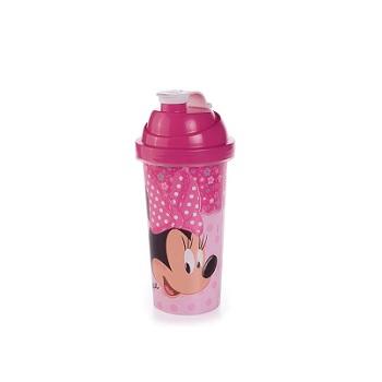 Shakeira Plástica 580ml Minnie - Ref.006901 - PLASÚTIL