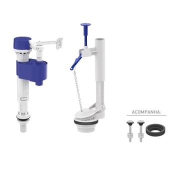 Kit Mecanismo Para Caixa Acoplada Completa 280mm Acionamento Superior - Ref. 9414 - CENSI