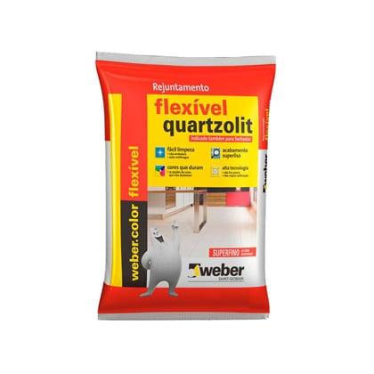 Rejunte Flexível Saco30kg Marrom Tabaco - Ref.0107.00048.0030FD - QUARTZOLIT