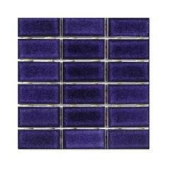 Revestimento 05x10 HD Azul Noronha Brilhante Tipo A - Ref. 01010001002093 - ELIZABETH