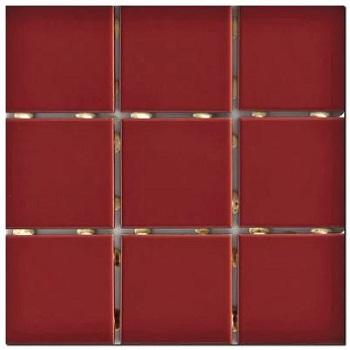 Revestimento 10x10 Cristal Vermelho Plus Tipo A - Ref.01010001001324 - ELIZABETH