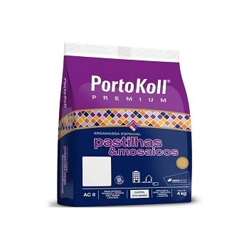 Argamassa Externa 4kg para Pastilhas de Vidro Palha - Ref.96341 - PORTOKOLL