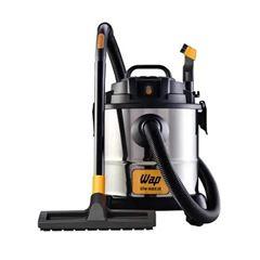 Aspirador de Pó e Água em Inox 1600w 220v 20 Litros GTW - Ref.FW005406 - WAP