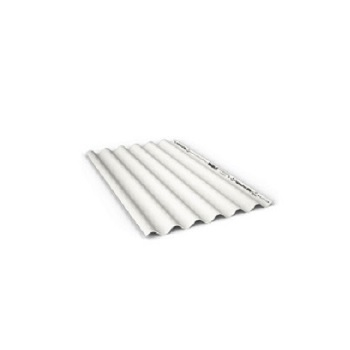 Telha CRFS 1,10x1,83 Topconfort 5mm Branca - Ref.225151835 - BRASILIT