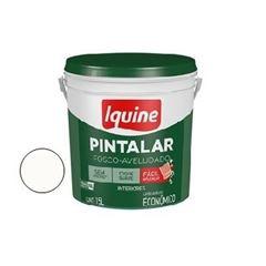 Tinta Vinil 15 Litros Acrílica Pintalar Branco Neve - Ref.79300226 - IQUINE
