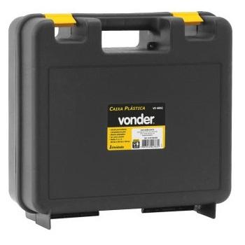 Caixa Ferramenta Plástica 34x34cm VD6002 - Ref. 6107600200 - VONDER