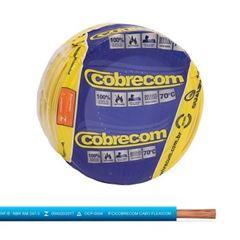 Cabo Flexível 1,5mm 50m 750v Azul Claro - Ref.1150402401-50M - COBRECOM