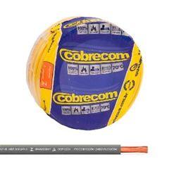 Cabo Flexível 2,5mm 100m 750v Cinza - Ref.1150508401-100m - COBRECOM