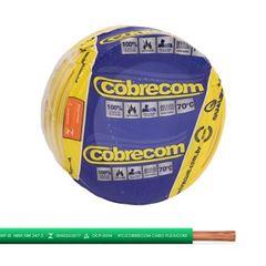 Cabo Flexível 4mm 100m 750v Verde - Ref.1150605401-100m - COBRECOM