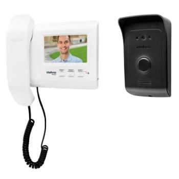 Videoporteiro Eletrônico Bivolt IVR1010HS Colorido - Ref. 4520042 - INTELBRAS