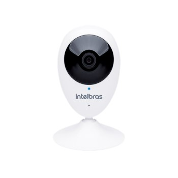Câmera de Segurança Interna Wi-Fi HD iC3 Branca - Ref. 4565249 - INTELBRAS