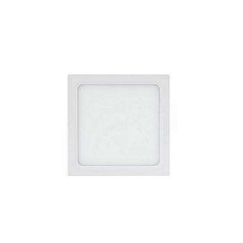 Luminaria Abs Led 24W Embutir Quadrado 29,5x29,5cm Painel 3000k - Ref. 438282 -  BRILIA