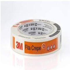 Fita Crepe 25mmx50m - Ref.HB004622385 - 3M