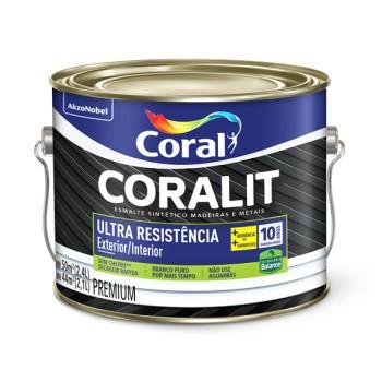 Base MF Esmalte Brilhante Coralit Ultra Resistência Balance 2,1 Litros - Ref. 5298995 - CORAL