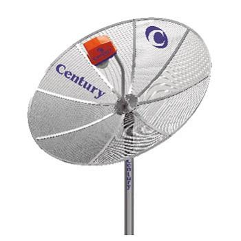Antena Parabólica 1,70MT Monoponto - Ref. 000016 - CENTURY