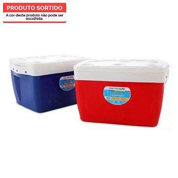 Caixa Térmica 65 litros Cores - Ref.F7765 - GARDENLIFE