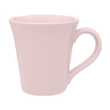 Caneca 330ml Tulipa Rosa A637-0463 - Ref.061234 - OXFORD