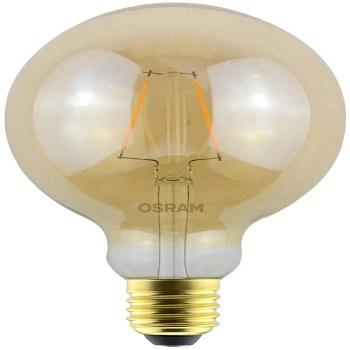 LAMPADA LED 2,5WBIV VINTAG GLOBE27 2500K