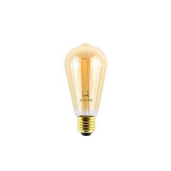 Lâmpada Led 4,5w Bivolt Vintage Edson E27 2500K - Ref.7014556 - OSRAM
